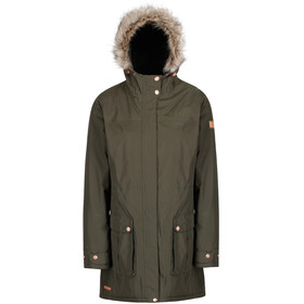 Regatta Sherlyn Jacket Women Dark Khaki